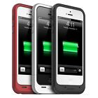 mophie Juice Pack Plus for Apple iPhone 5/5s/SE Rechargeable Case