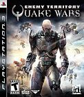 Enemy Territory: Quake Wars PlayStation 3 PS3