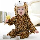 Baby rompers Hello kitty baby boys girls clothing new born baby clothes winter J