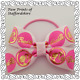 Barbie Hair Bow on Bobble - Pink...