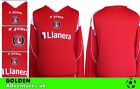 *06 / 07 - JOMA ; CHARLTON ATHLETIC HOME SHIRT LS = SIZE*