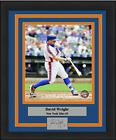 New York Mets David Wright 8x10 MLB Baseball Photo Picture w  Engraved Signature