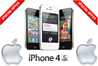 "Apple iPhone 4S 8/16/32/64GB Factory Unocked Sim Free Smartphones -""SALE NOW ON"""