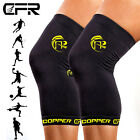 CFR Durable Elastic Knee Support Copper Wear Compression Pads Sports Knee Sleeve