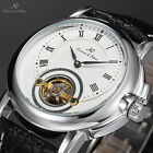 KS 4 Colors Bridge Fitted Movement Automatic Mechanical Men Sport Wrist Watch