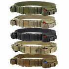 Condor TB Tactical Combat SWAT Duty Law Enforcement Belt w/ 2 Pistol Mag Pouch