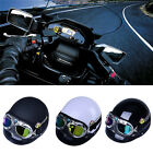Cool Adult Motorcycle Riding Chopper Cruiser Biker Guard Helmets with Goggles