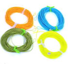 2 Welded Loops 100FT Weight Forward Fly Fishing Line WF-2F-8F 4 Colors Fly Line