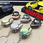 Rechargeable Electric Turbo Lighter Keyring Keychain  with LED Light and BOV