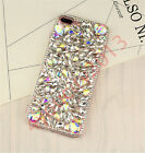 Girls Luxury Glitter Diamond Bling Sparkly Gemstones Rhinestone Crystal Case