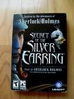 Secret of the Silver Earring 2 CD-Rom Set - Sherlock Holmes