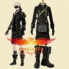 NieR: Automata 9S Cosplay Costume With Shoes YoRHa No. 9 Type S Custom Size