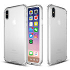For Apple iPhone 7 Plus Clear Case Luxury Hybrid Soft TPU Bumper Back Cover