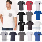 Bella + Canvas Jersey Pocket Tee Crew T-Shirt S, M, L, XL, 2XL Sizes - 3021 image