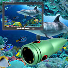 "7""1000tvl Underwater Fishing Video Camera Kit 6 PCS LED Light Color monitor"
