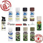 Spray Paint Universal Multi Purpose Specialty Camouflage High Heat Ultra Cover