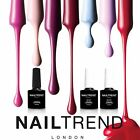 NAIL TREND ORIGINAL UV LED NAIL GEL POLISH VARNISH NAILS SOAK OFF PROFESSIONAL