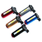 USB Rechargeable Rear Bike Tail Light COB LED 7 Modes Bycicle Safety Rear Light