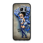 North Melbourne Betty Boop For Samsung Galaxy S7 S7 Edge Rubber Case Cover $15.5 USD
