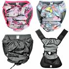 LEAK PROOF Cat Female Dog Diaper WATERPROOF Washable ABSORBENT Pad Small Large