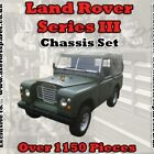 Land Rover Series III / Defender 90 – Full Chassis / Body Off Hardware