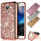 s4 mini back cover - US For Samsung Galaxy Phones Shockproof Bling Silicone Soft TPU Case Back Cover