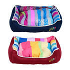 Soft Puppy Dog Cat Pet Bed Home House Nest Cushion Blanket Mat Basket Removable