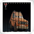 Custom Fabric Shower Curtains 66x72 Best Christmas Gift Cars.9 100% Polyester