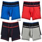 Tommy Hilfiger Underwear Mens 2 Pack Micro Stretch Boxer Briefs Tech Active New