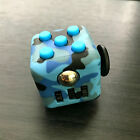 BUY 2 GET 1 FREE Fidget Hand Finger Spinner Cube Desk Toy Stress Relief Metal