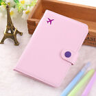 Passport Holder Cover Lovely Fashion Travel Protector Wallet Storage Book