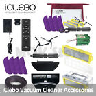 iClebo Accessory Package For OMEGA, O5 YCR-M07 Robot Vacuum Cleaner Filter Brush