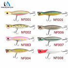 NOEBY 100mm / 17g Popper Lure Hard Fishing Lure Top Water Artificial Bait