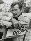 ROGER MOORE 007 JAMES BOND POSTER - VARIOUS SIZES + FREE A3 SURPRISE POSTER (C) £16.99 GBP