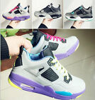 Women's Athletic Breathable Sneakers Sport Basketball Shoes