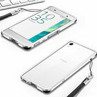 Thin Aluminum Metal Alloy Frame Bumper Armor Cover Case Shell For Sony Xperia X