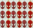 wholesale Spiderman Metal Charm DIY Necklace Pendant Jewelry Making