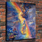 Cartoon Fantasy Movie oil painting Printed on canvas Personalized art decor =B=