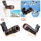 iphone 5 camera lenses reviews - For iPhone 7 / 7 Plus Clip-on 8X 12X Optical HD Zoom Telescope Phone Camera Lens