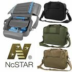 NcSTAR CPDX2971 Double Pistol Padded Range Bag Carry Case w/ Magazine Pouches