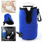 Portable In Car Baby Bottle Heater DC 12V Food Milk Travel Cup Warmer Heater