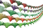 NEW SUPERIOR QUALITY Crepe Paper Fringed Ceiling Party Decoration A4
