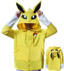 Pokemon Hoodie Top Jolteon