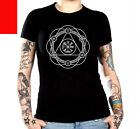 "NORSE NORDIC BJORK TATTOO ""SYMBOL OF ""PROTECTION"" ORIGINAL DESIGN ODIN T-SHIRT"