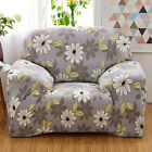 Easy Fit Stretch 1/2/3 Seater Couch Sofa Slipcover Protector Cover Washable