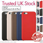 PU Leather Luxury Ultra thin Hard Back Case Cover For Apple iPhone  6 6S 6 Plus