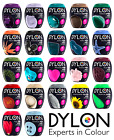 New DYLON Clothes &amp; Fabric Machine Dye Pod 350g Full Range of Colours Available! <br/> The Quilted Bear Ltd Is Proud to Work With DYLON