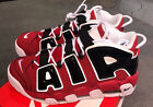 2017 Nike Air More Uptempo Chicago Bulls Red Black '96 Bred 921948-600 Pippen