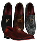 Mens Dress Shoes Formal Casual Slip On Wedding Party Walgate Loafers Business