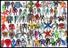 """BEN 10 4"""" Action Figure Lot Many to Choose from...Alien Force,Ultimate + More!"""